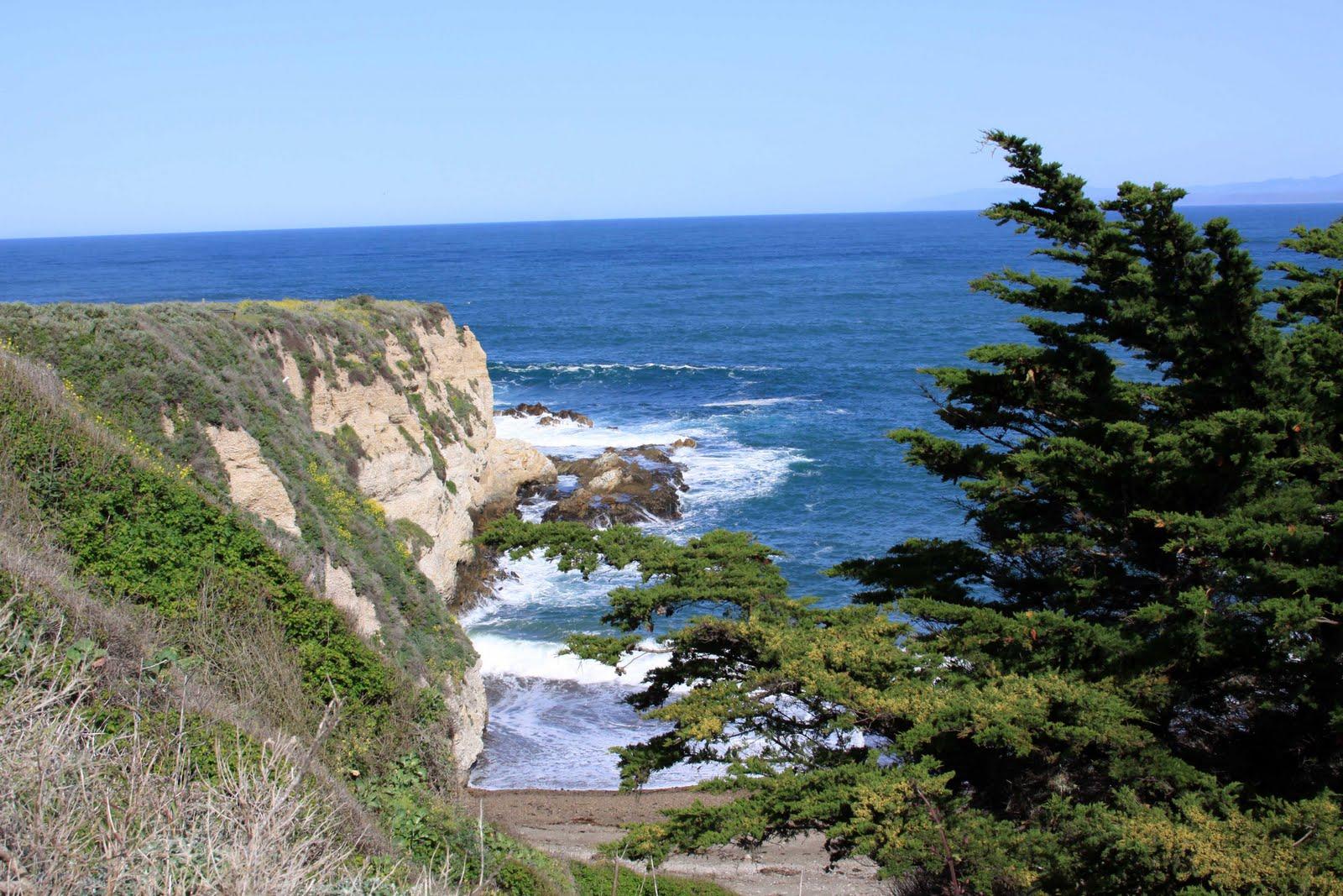 San Luis Obispo Beach Ca